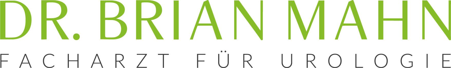 DR. BRIAN MAHN | Facharzt für Urologie Logo
